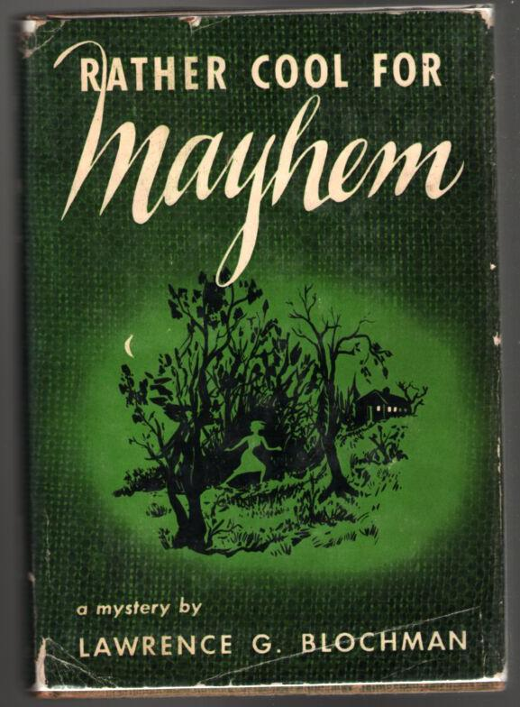 Image for Rather Cool for Mayhem