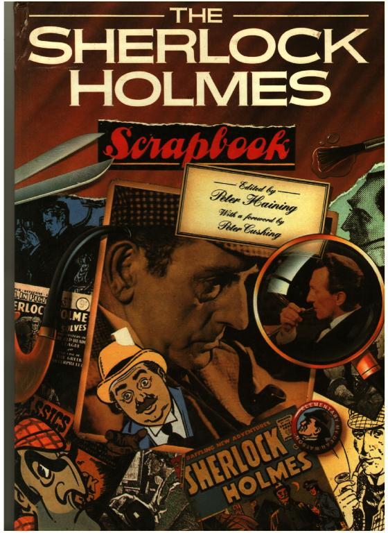 Image for The Sherlock Holmes Scrapbook