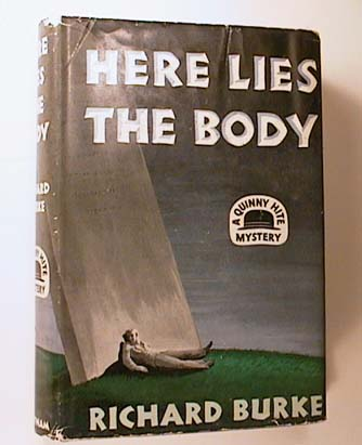Image for Here Lies the Body