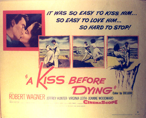 "Image for ""A Kiss Before Dying"""