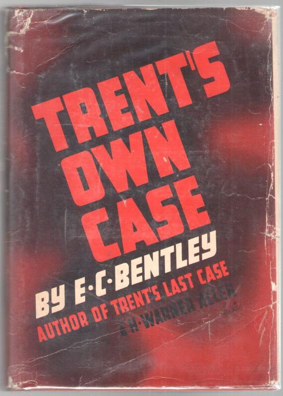Image for Trent's Own Case
