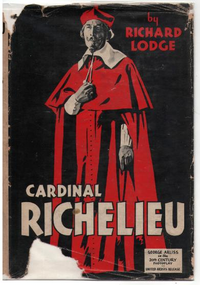 Image for Cardinal Richelieu