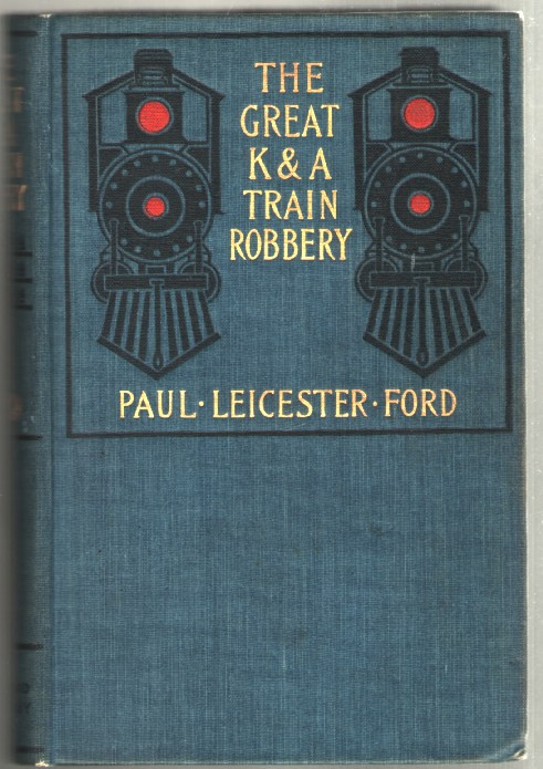 Image for The Great K & A Train-Robbery