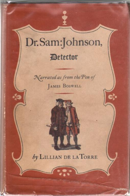 Image for Dr. Sam: Johnson, Detector