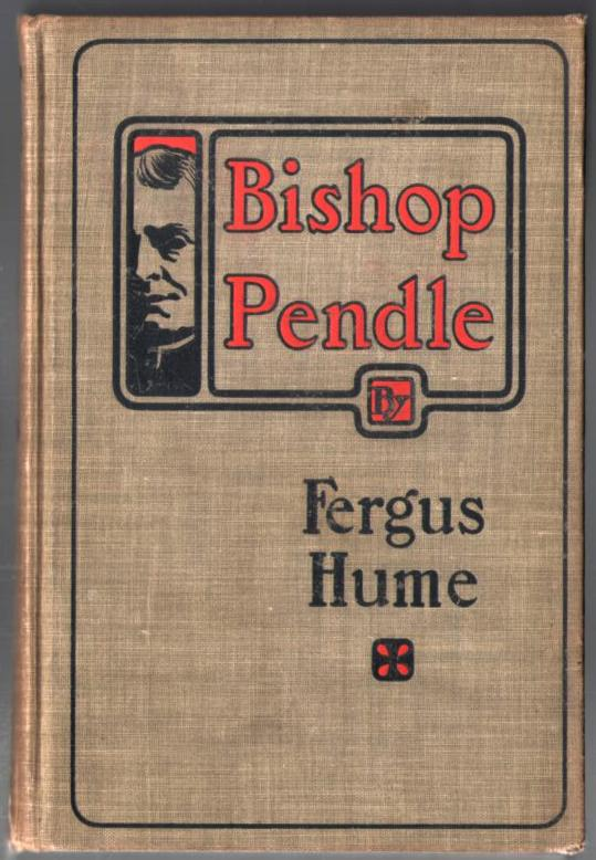 Image for Bishop Pendle; or, The Bishop's Secret