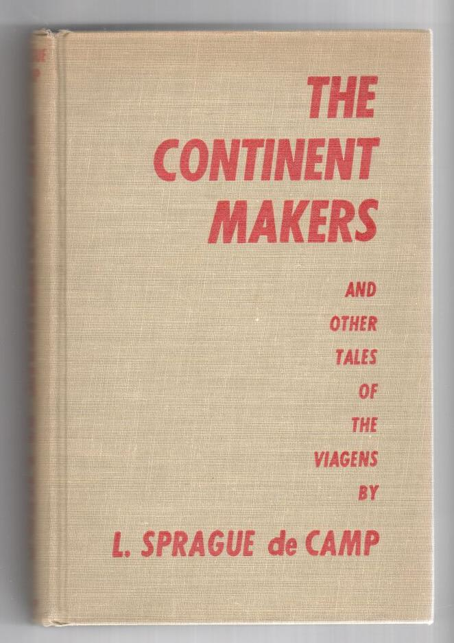 Image for The Continent Makers and Other Tales of the Viagens