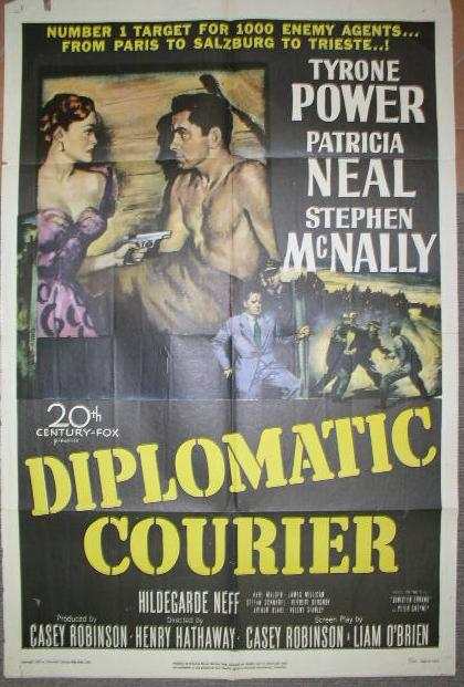 "Image for ""Diplomatic Courier"""