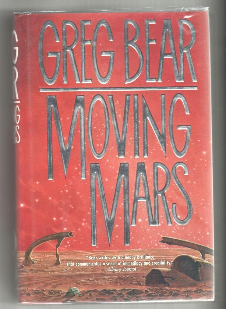 Image for Moving Mars
