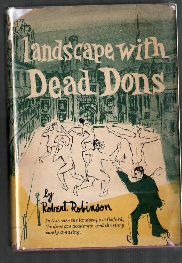 Image for Landscape with Dead Dons