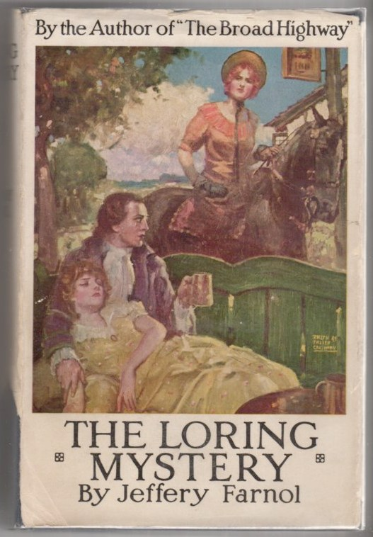 Image for The Loring Mystery