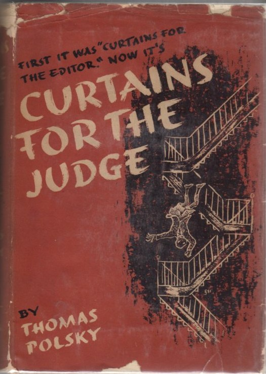 Image for Curtains for the Judge