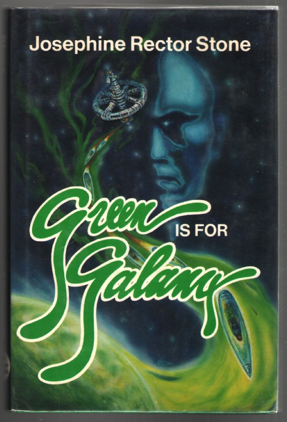 Image for Green is for Galanx
