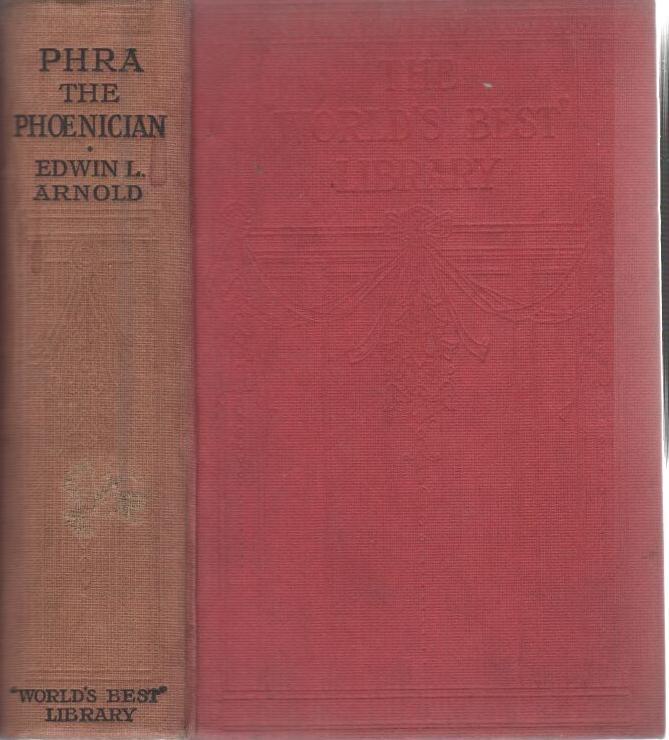 Image for The Wonderful Adventures of Phra the Phoenician