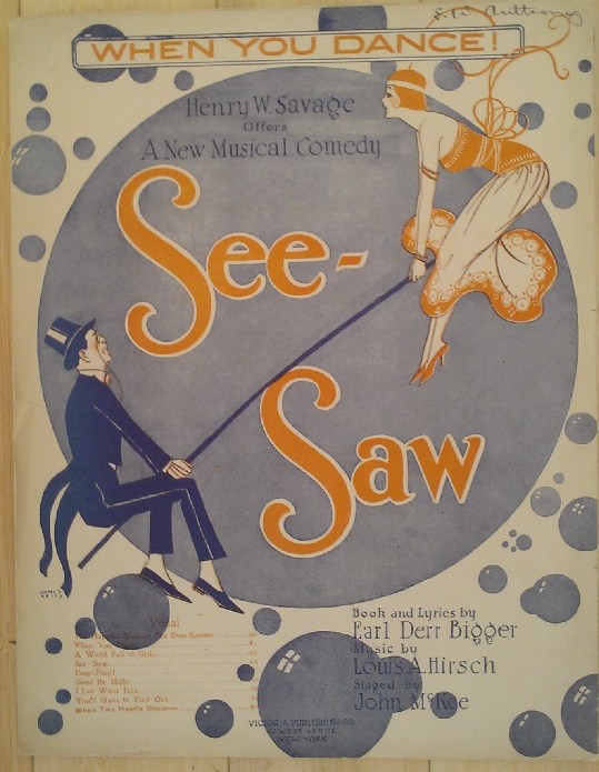 Image for See-Saw