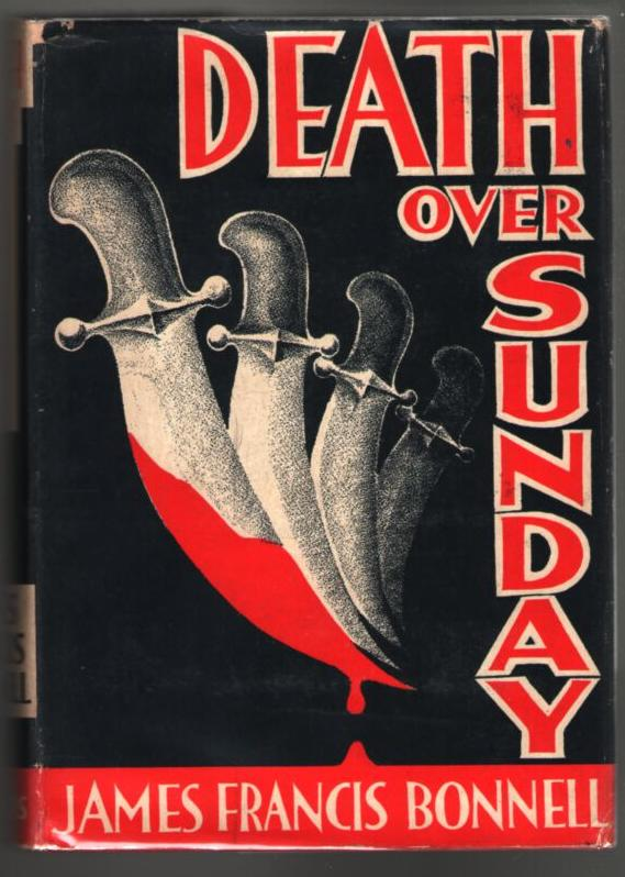 Image for Death over Sunday