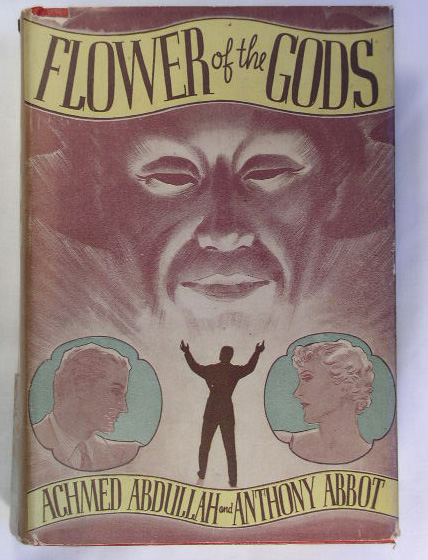 Image for Flower of the Gods