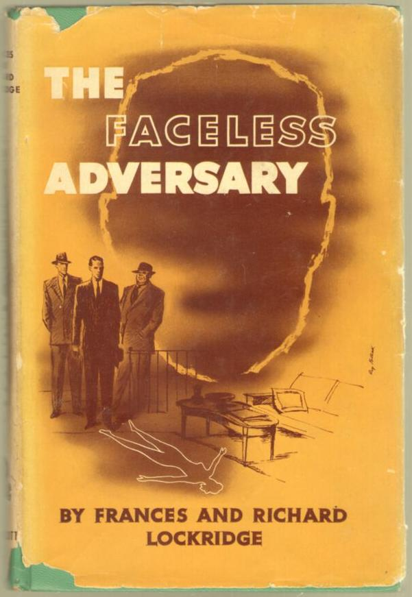Image for The Faceless Adversary