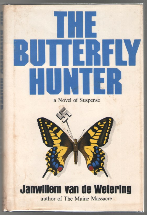 Image for The Butterfly Hunter