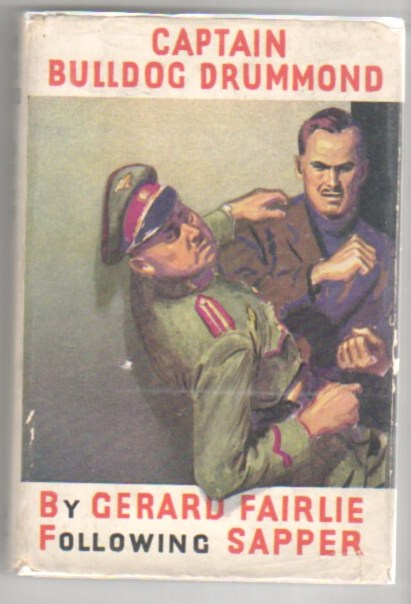Image for Captain Bulldog Drummond