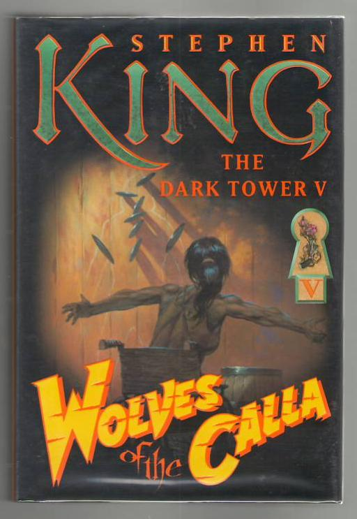 Image for The Dark Tower: Wolves of the Calla (Dark Tower V)