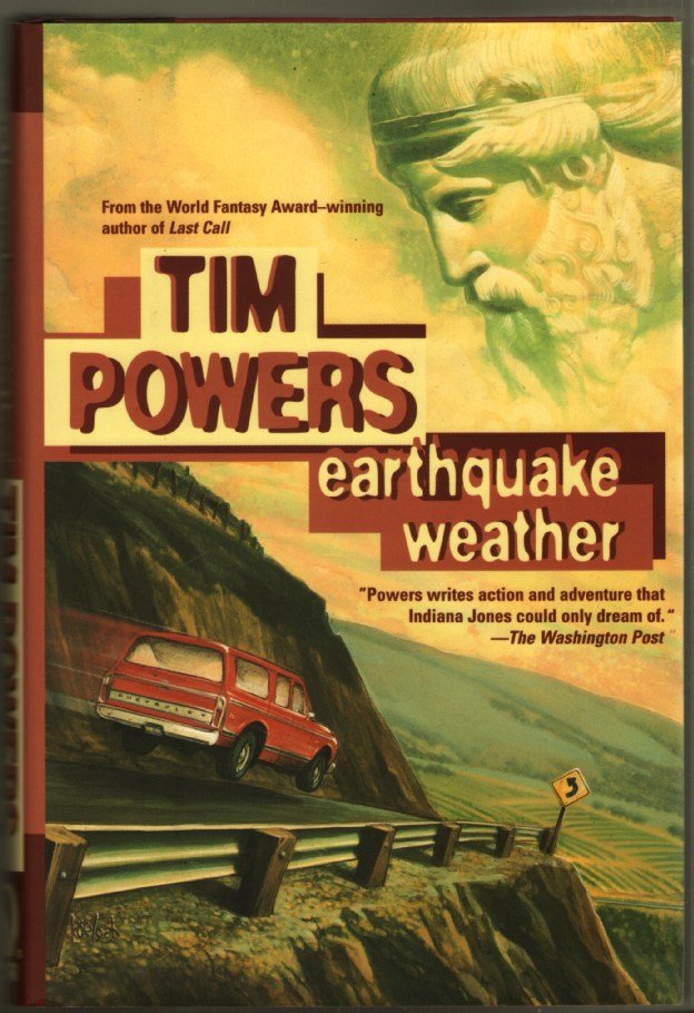 Image for Earthquake Weather