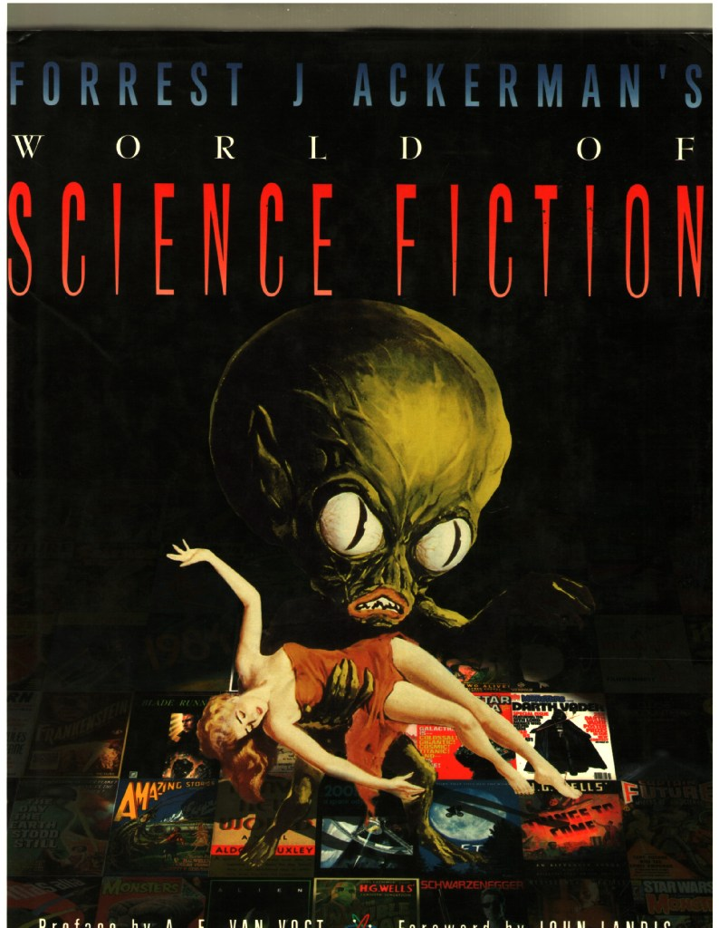 Image for Forrest J. Ackerman's World of Science Fiction