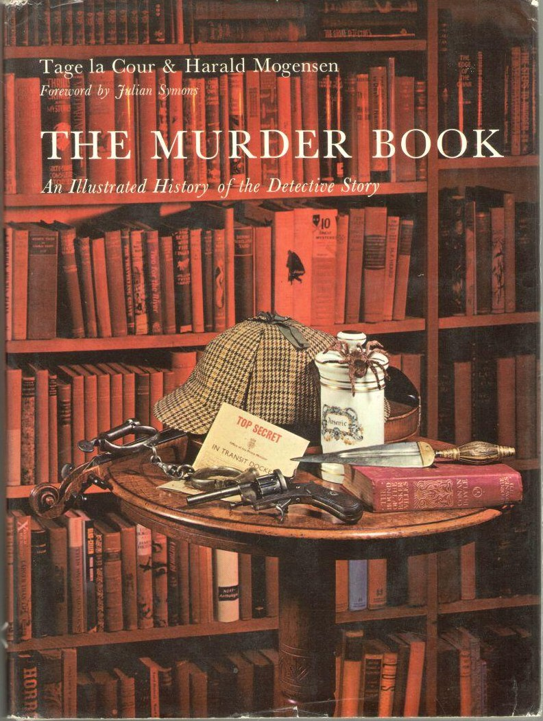 Image for The Murder Book: An Illustrated History of the Detective Story