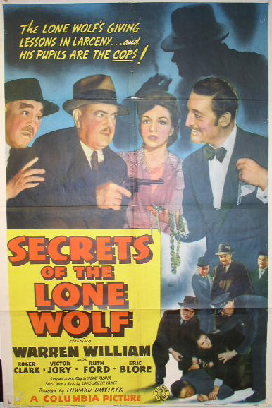 "Image for ""Secrets of the Lone Wolf"""