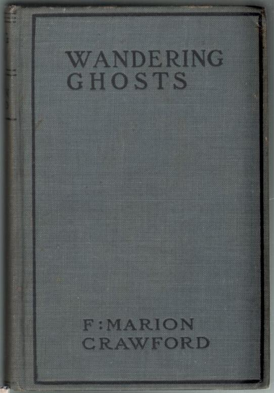 Image for Wandering Ghosts