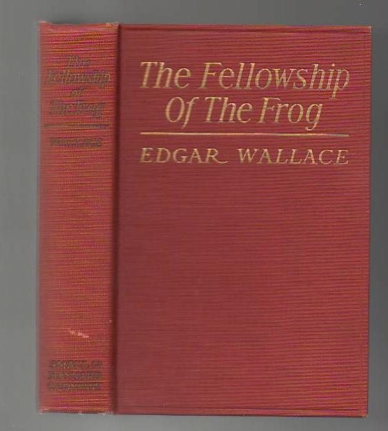 Image for The Fellowship of the Frog