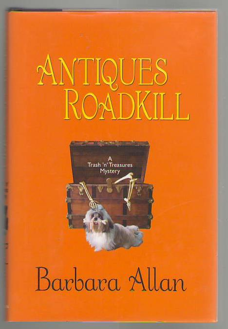 Image for Antiques Roadkill