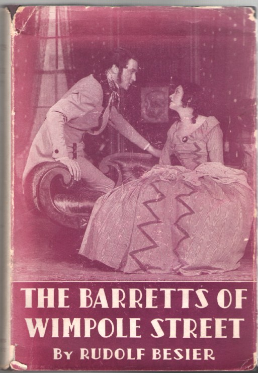 Image for The Barretts of Wimpole Street