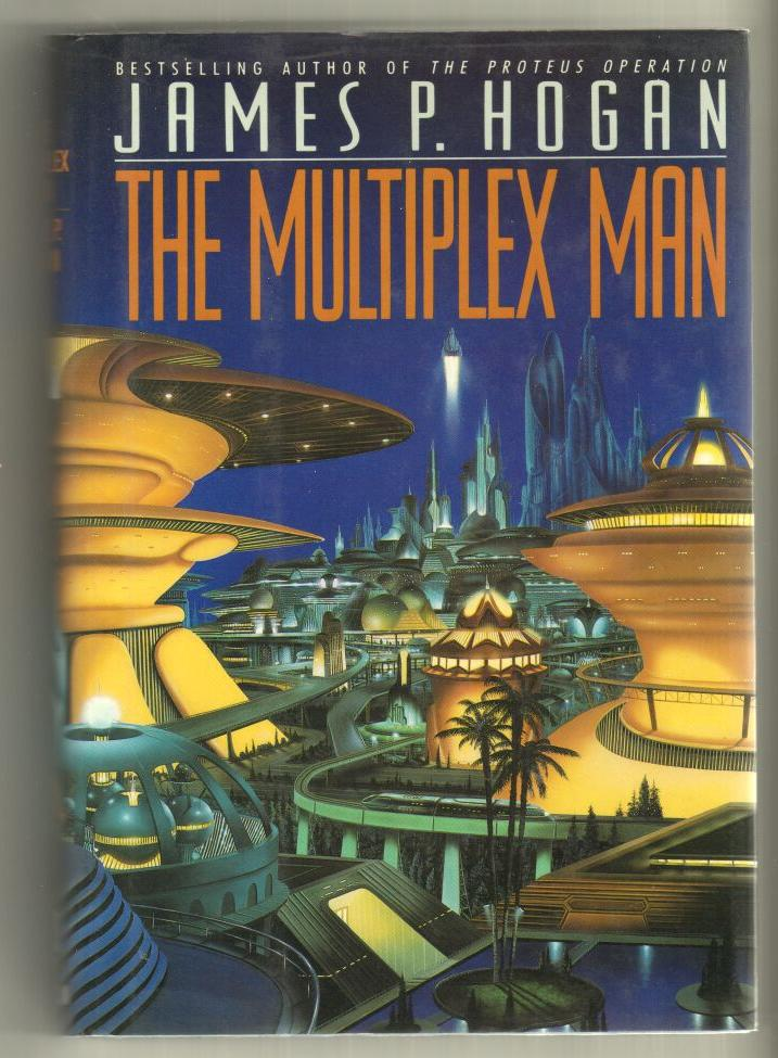 Image for The Multiplex Man