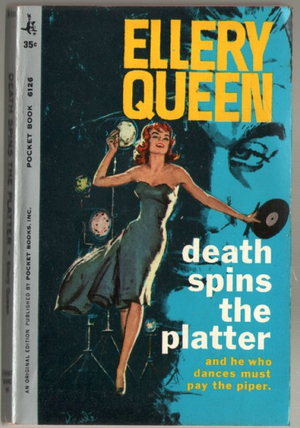 Image for Death Spins the Platter