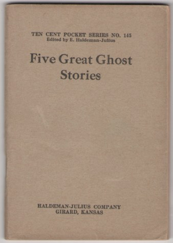 Image for Five Great Ghost Stories