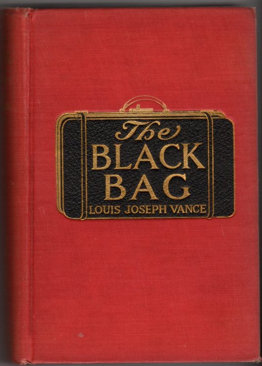Image for The Black Bag