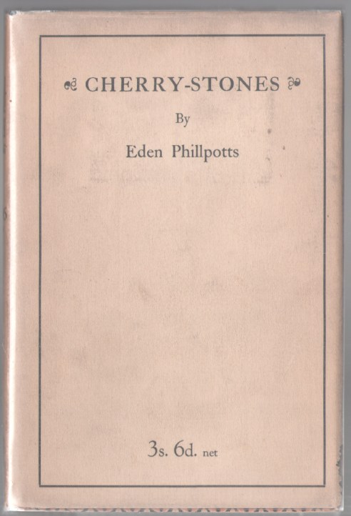 Image for Cherry-Stones