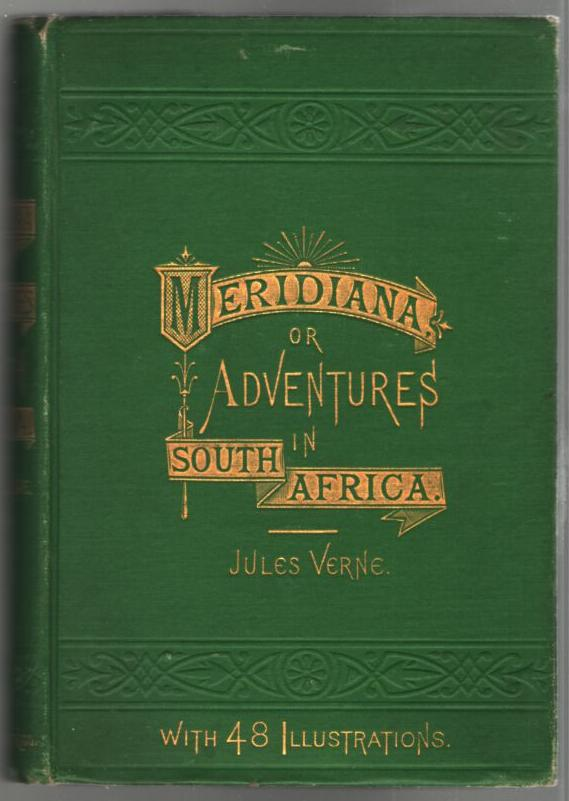 Image for Meridiana or Adventures in South Africa