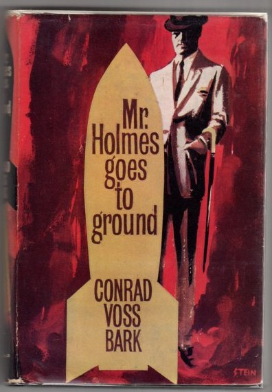 Image for Mr. Holmes Goes to Ground
