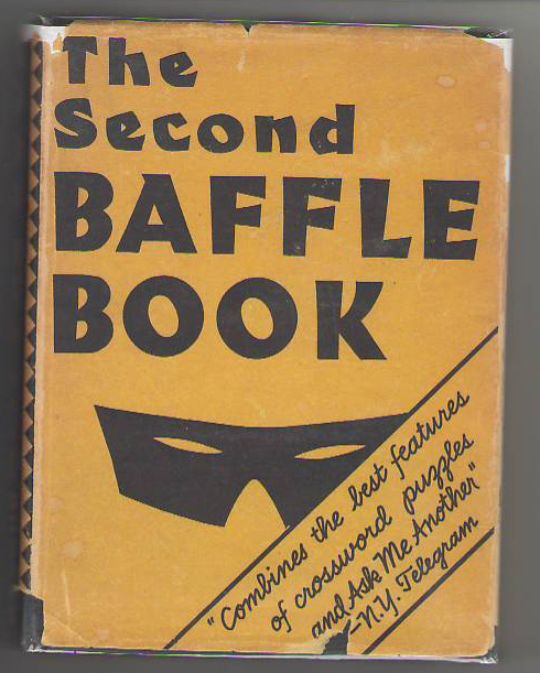 Image for The Second Baffle Book