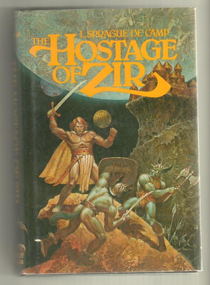 Image for The Hostage of Zir
