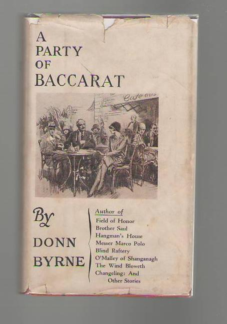 Image for A Party of Baccarat