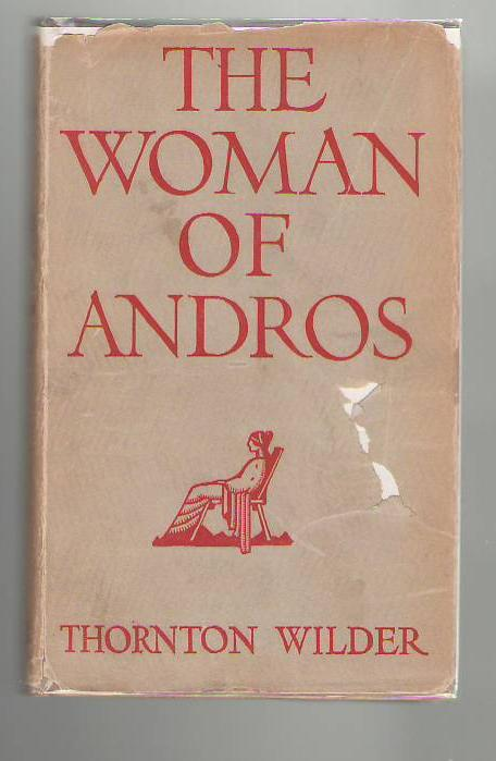 Image for The Woman of Andros