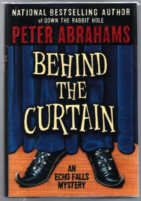 Image for Behind the Curtain