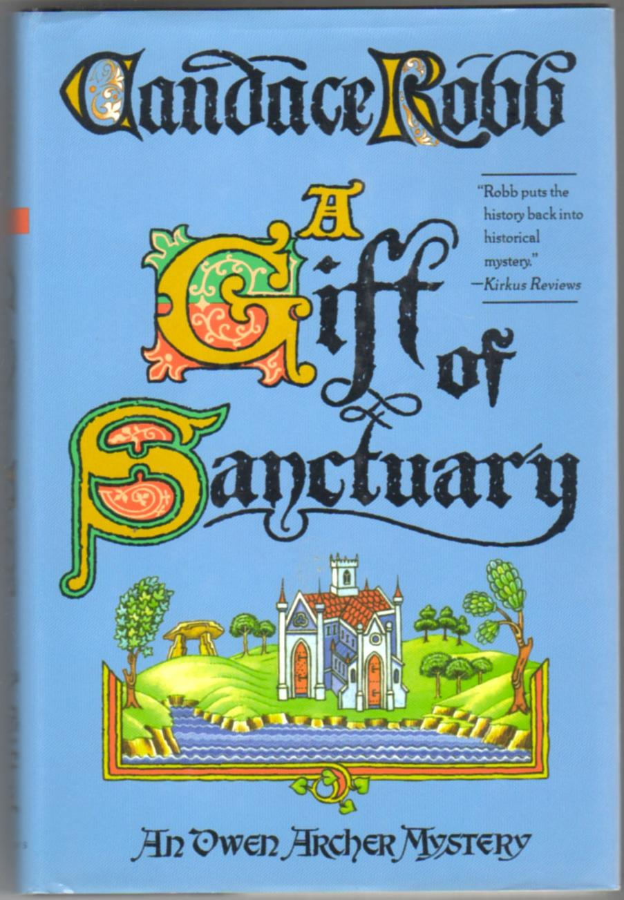 Image for A Gift of Sanctuary