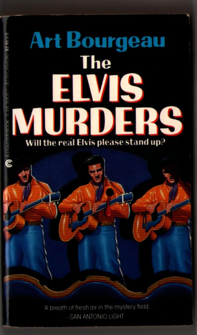 Image for The Elvis Murders