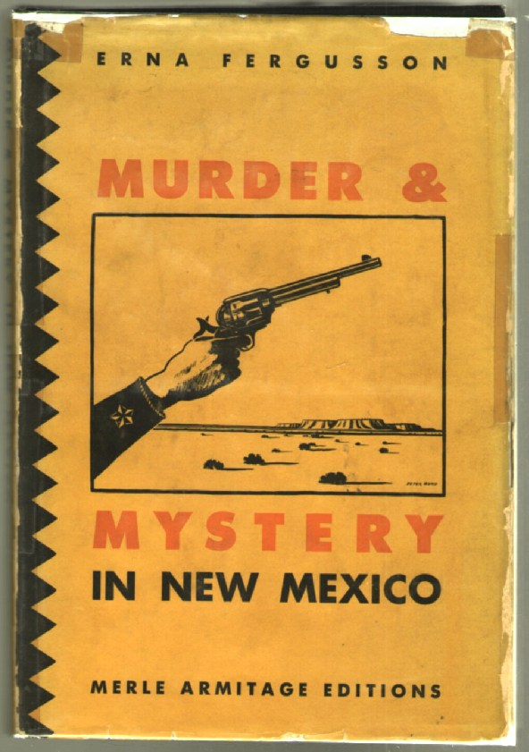 Image for Murder & Mystery in New Mexico