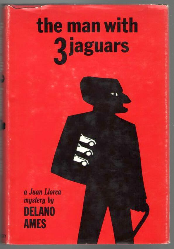 Image for The Man with Three Jaguars