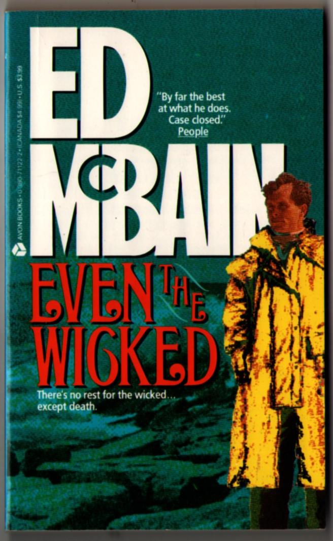 Image for Even the Wicked