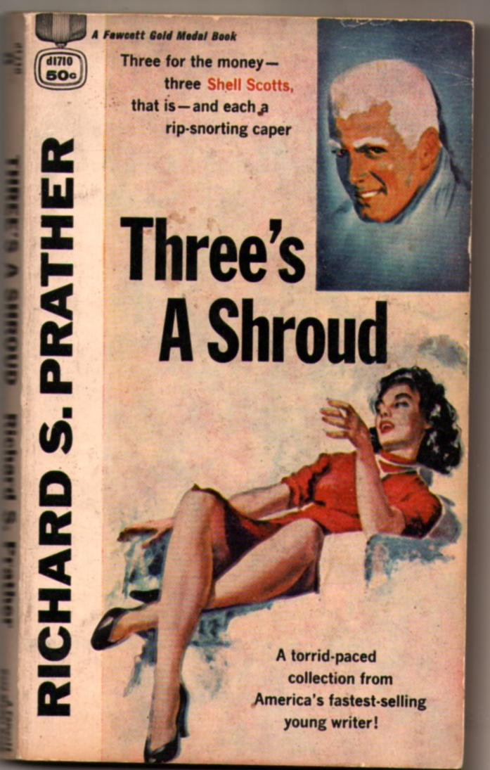 Image for Three's a Shroud